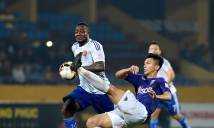 Hà Nội FC tạm giành lợi thế, dẫn đầu cuộc đua về đích