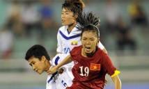 Huỳnh Như được AFC khen ngợi hết lời