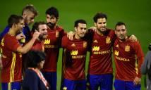 ĐT Tây Ban Nha báo tin dữ về Stamford Bridge