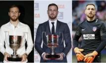 Lộ diện thủ môn xuất sắc nhất La Liga 2017/18: cái tên không xa lạ