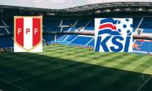 Nhận định Peru vs Iceland, 07h00 ngày 28/03 (Giao hữu ĐTQG)