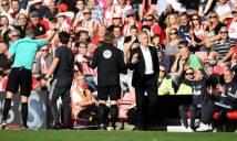 Mourinho đã làm gì để trọng tài rút thẻ đỏ đuổi khỏi sân?