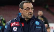 Milan sợ Maurizio Sarri hơn là Napoli