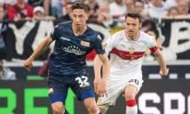 Cầm vàng lại để vàng rơi, Stuttgart để đối thủ cầm hòa đáng tiếc trên sân nhà