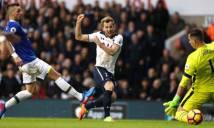 Đen cho Tottenham, Kane lại dính chấn thương