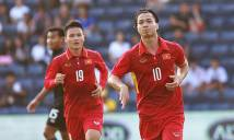 'Xé lưới' U23 Thái Lan, Công Phượng ghi nhiều bàn thắng nhất Việt Nam trong năm 2017