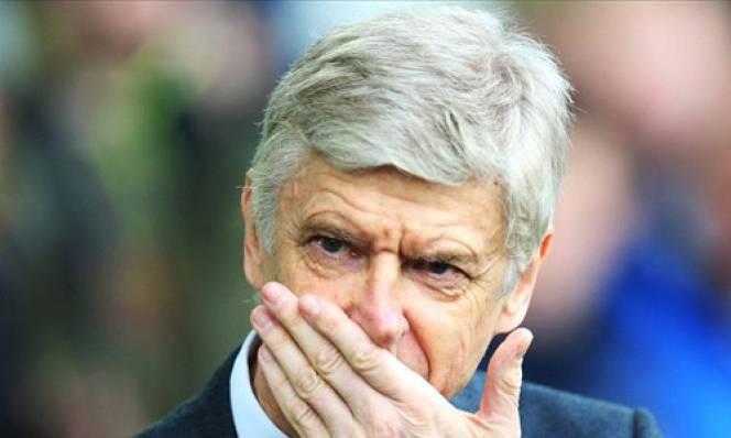 'Còn Wenger, Arsenal đừng nghĩ tới chức vô địch Premier League'