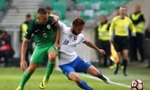 Nhận định Slovakia vs Slovenia 01h45, 02/09 (Vòng loại World Cup 2018 khu vực Châu Âu)