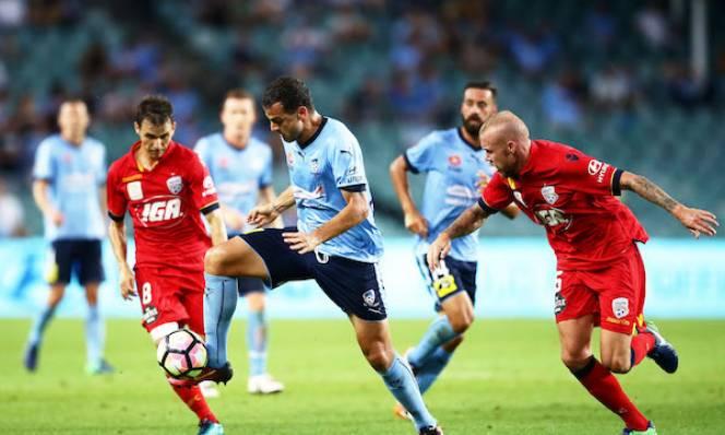 Nhận định Adelaide United vs Sydney 15h00, 14/01 (Vòng 16 - VĐQG Australia)