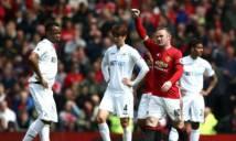 Bị Swansea cầm hòa bằng siêu phẩm, MU lỡ cơ hội lọt top 4