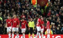Đè bẹp Feyenoord, MU xác lập kỷ lục mới dưới thời Mourinho