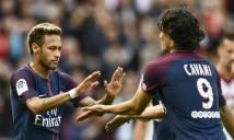 Cavani chủ động nhường quyền đá penalty ở PSG cho Neymar