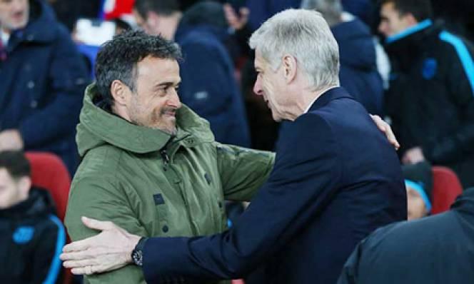 Wenger không hứng thú với ghế nóng tại Barca