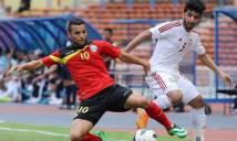 Đông Timor nhận 'trái đắng' từ các cầu thủ nhập tịch