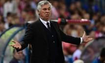 Thua Dortmund, Ancelotti đổ lỗi cho việc thiếu may mắn