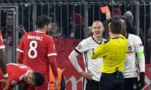 Kết quả Bayern Munich - Besiktas: bước ngoặt thẻ đỏ, đại tiệc bàn thắng