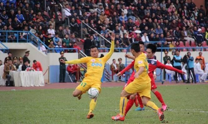 Tổng hợp vòng 14 V-League: Hải Phòng ngược dòng giành 3 điểm, SLNA đại thắng 4 sao tại Vinh