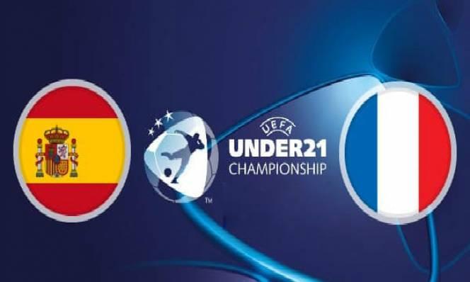 Nhận định U21 Tây Ban Nha vs U21 Pháp, 02h00 ngày 28/6: Bò tót ra oai