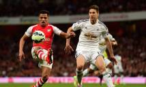 Nhận định Arsenal vs Swansea 21h00, 28/10 (Vòng 10 - Ngoại hạng Anh)