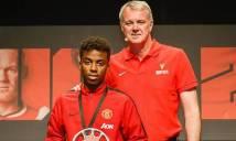'Quỷ đỏ' trẻ nhất lịch sử sắp ra sân - Angel Gomes là ai?