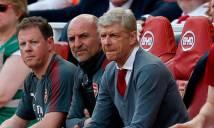 Điểm tin bóng đá quốc tế sáng 23/4: Wenger thừa nhận thực tế đau lòng