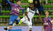 Caen vs Nice, 22h00 ngày 31/01: Chủ nhà gặp khó