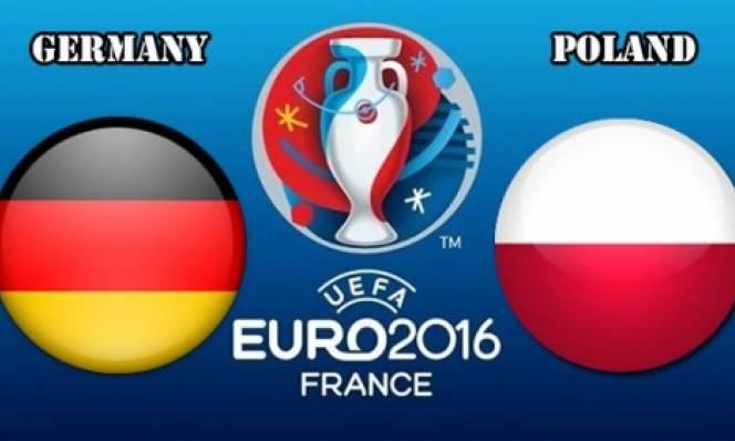 Đức vs Ba Lan, 02h00 ngày 17/06