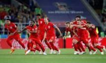 Kết quả Colombia 1-1 Anh (PEN: 3-4): Vỡ òa cảm xúc