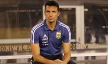 HLV Argentina tuyên bố: