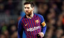 Barca lại đề nghị Messi gia hạn hợp đồng