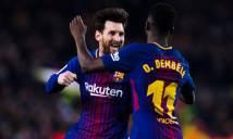 Thẳng hủy diệt, Barca lập thêm kỷ lục mới ở La Liga