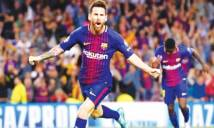 Barca muốn trói chân Messi trọn đời