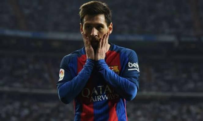'Real không có chỗ cho Messi'