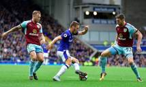 SOI SỐ BÀN THẮNG Burnley - Everton, 22h00 - 3/3 (Premier League 2017-18)
