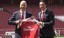 Tiết lộ phương thức bất ngờ để Arsenal chọn Emery làm HLV