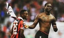 Trở lại sau chấn thương, Balotelli lại 'nổ' tưng bừng