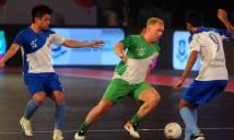 2 tuyển thủ Việt Nam sát cánh cùng Paul Scholes tại Premier Futsal