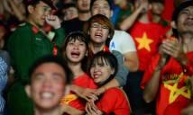 TRỰC TIẾP Việt Nam - Indonesia: CĐV bắt đầu vào sân làm nóng Mỹ Đình