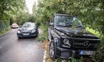 Tân binh 40 triệu bảng của Chelsea gặp tai nạn xe hơi khó đỡ
