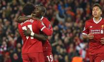 THỐNG KÊ: Bộ ba 'siêu đẳng' của Liverpool 'chấp' mọi đội bóng tại C1