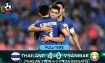 Thái Lan - Myanmar: Người Thái thị uy sức mạnh