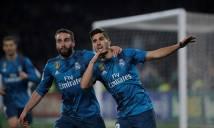 Kết quả Real Betis vs Real Madrid: Mưa bàn thắng và kịch bản nghẹt thở