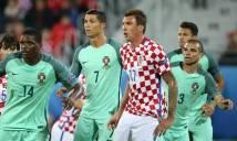 Khi Ronaldo há miệng mắc quai
