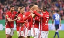 Bayern Munich CHÍNH THỨC được ghi dành vào sách Kỷ lục Guinness