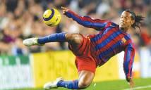 Ronaldinho tấn công vào thị trường âm nhạc