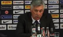 Ancelotti sẽ bỏ lỡ El Clasico nếu Bayern thua Mainz