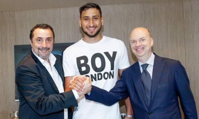 Donnarumma gia hạn hợp đồng 4 năm với Milan