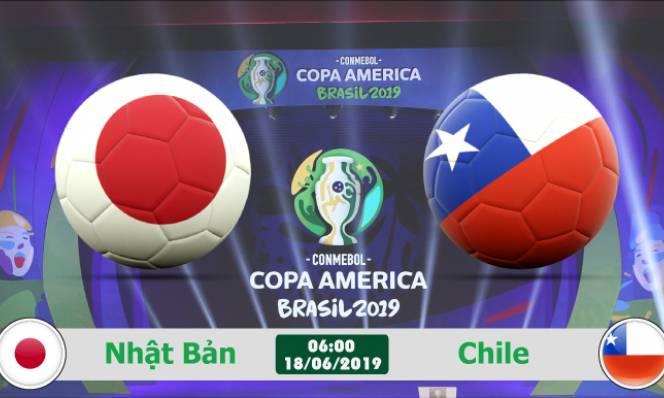 Nhận định bóng đá Nhật Bản vs Chile, 06h00 ngày 18/06: Chốt chặt Samurai Xanh