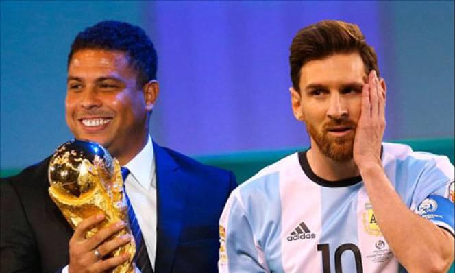 Ro béo: 'Messi đã bỏ rơi chúng ta'