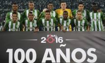 Atletico Nacional giành chức vô địch Copa Libertadores 2016